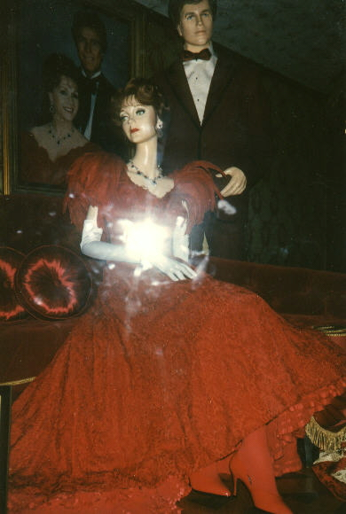 Debbie as Molly